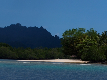 Blue Bay, Part of Bangka Island