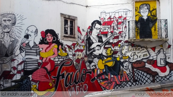 Fado Graffiti