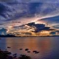 Sunset from LabuanBajo