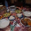 Dinner at Hostal VistaPark