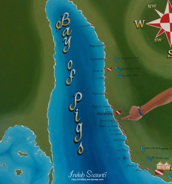 Dive Sites in Bay of Pigs
