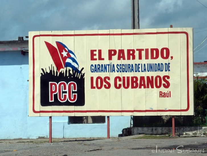 PCC: Communist Party of Cuba