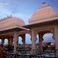 Udai Kothi Hotel's rooftoprestaurant