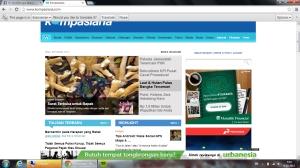 Headlines in Kompasiana