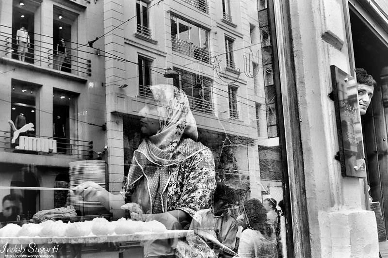 Monochrome Monday in Istanbul