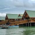 Koh Panyi, floating fishingvillage
