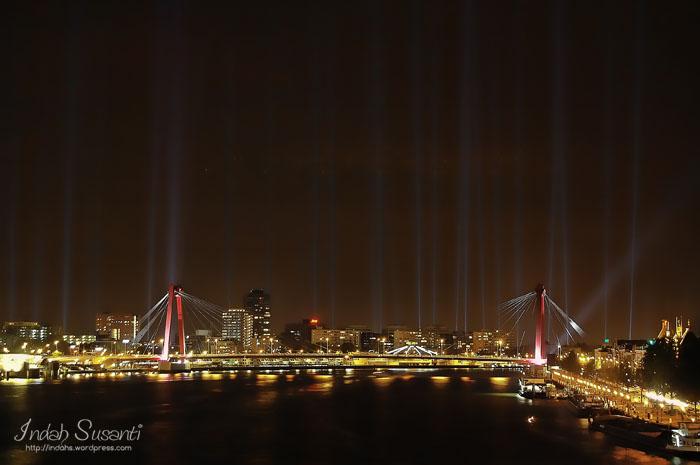 Willems Bridge, Lines of Fire