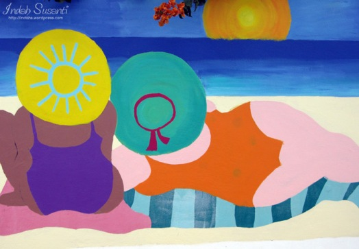 Bonaire Murals
