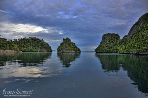 Wayag Islands, Raja Ampat