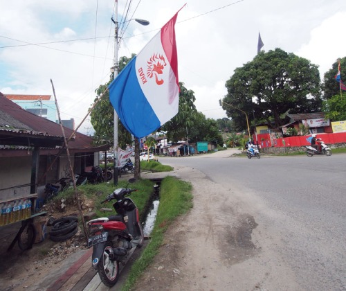 Sorong loves Dutch Football Team!
