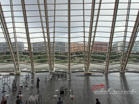 The Príncipe Felipe Science Museum