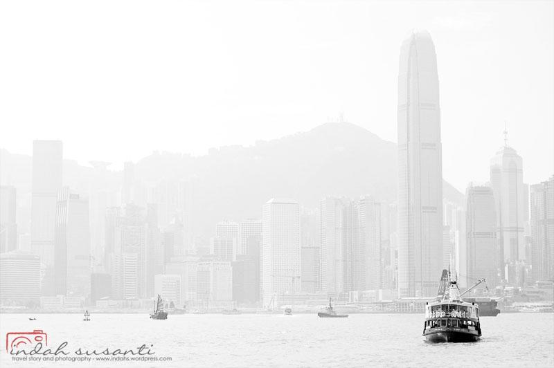 HongKong by Indah Susanti