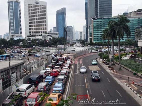 Jakarta's Traffic Jam 2014