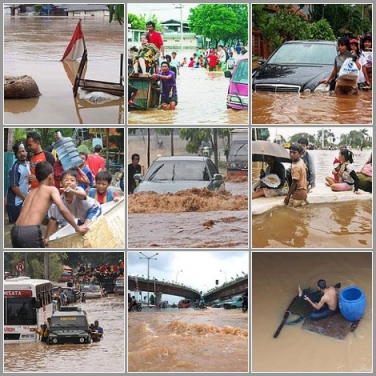 2007 Flooding (Compiled by Indah Susanti)