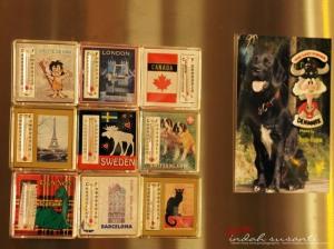 Favorite Series of Fridge magnet
