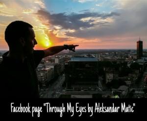 Facebook Page of Aleksandar