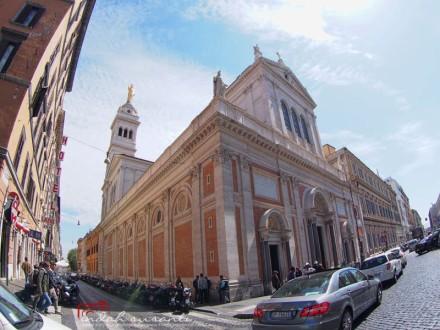 Basilica Sacro Cuore di Gesu a Castro Pretorio