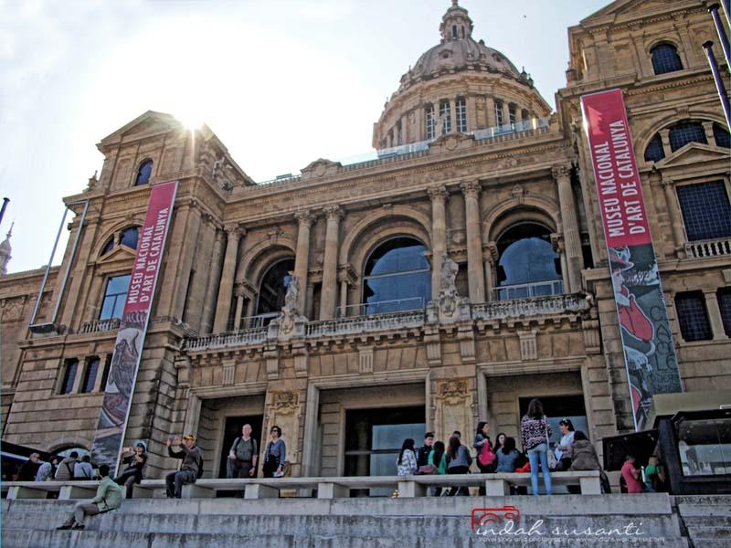 Spots to Visit in Barcelona, Spain: MNAC Barcelona