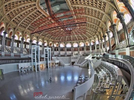 Sala Oval - MNAC Barcelona