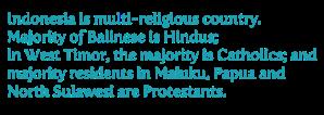 Religious country