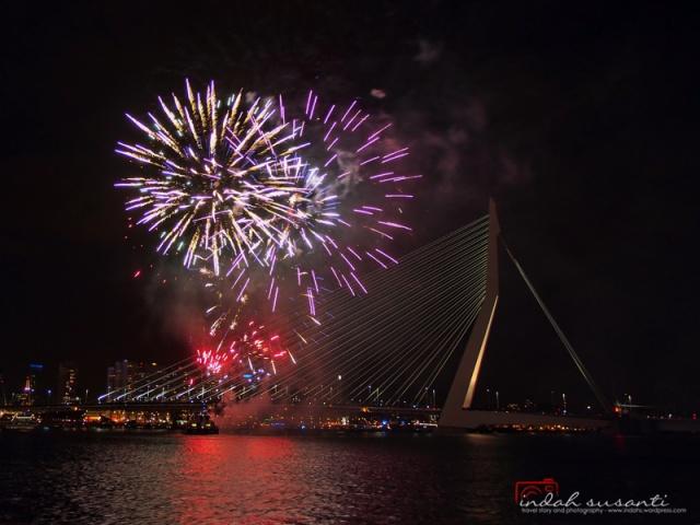 The Night of Rotterdam's World Port Days