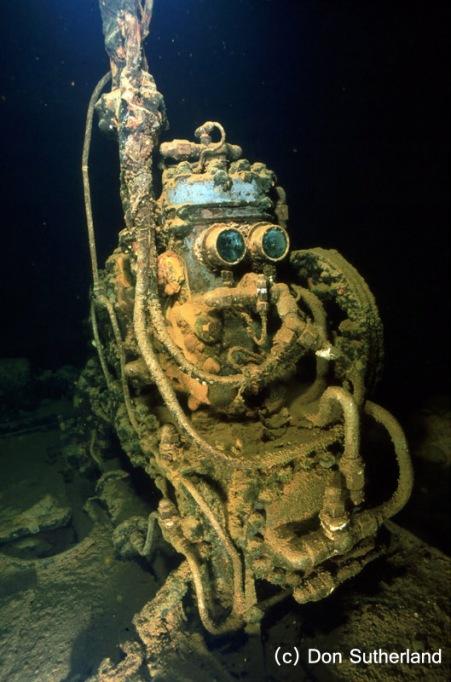 Don sutherland 02 - robot wreck