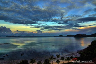 Labuan Bajo in the Morning