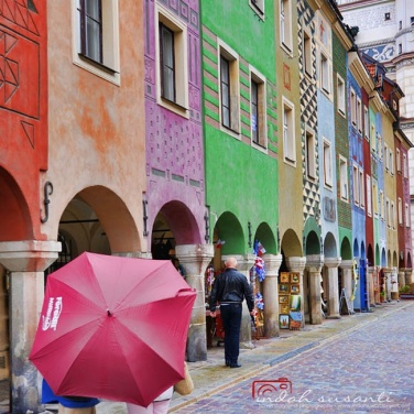 Poznan - Colorful City in Poland
