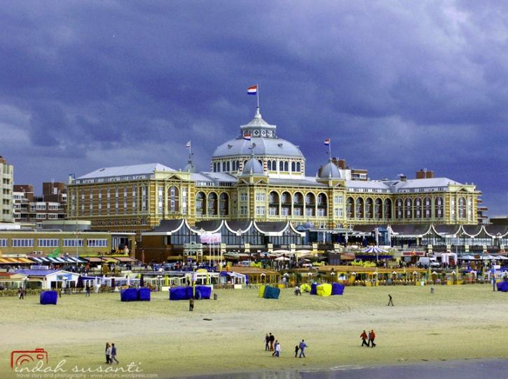 Kurhaus - Scheveningen Beach