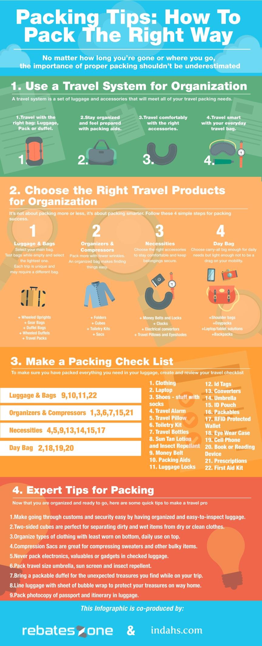 packing tips rebateszone indahs