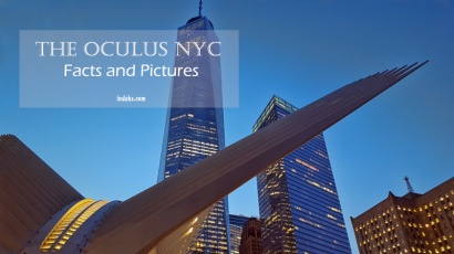 The Oculus NYC by Calatrava