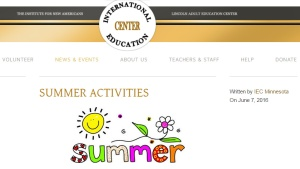summer IEC