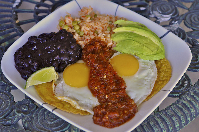 Huevos Rancheros by James (Flickr)