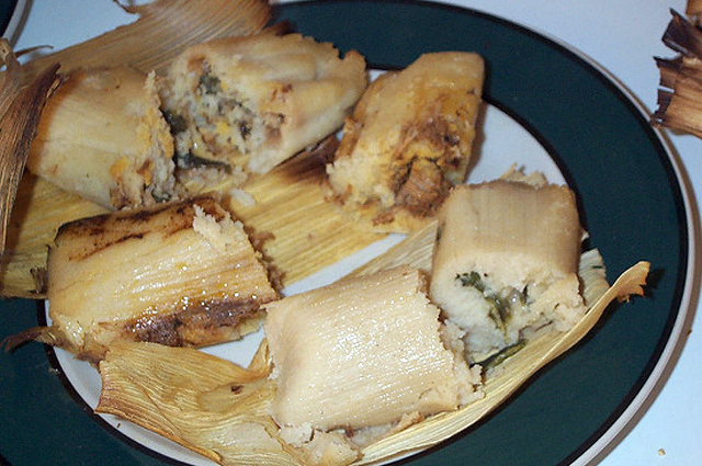 Tamale by stu_spivack (Flickr)