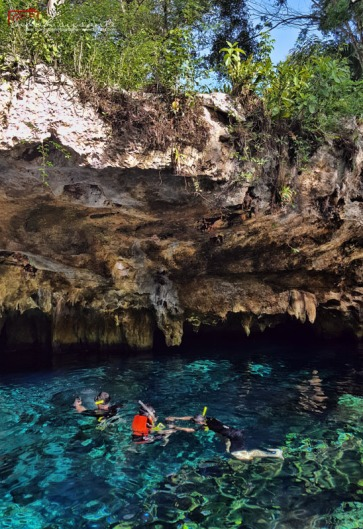 Grand Cenote - Sac Actun