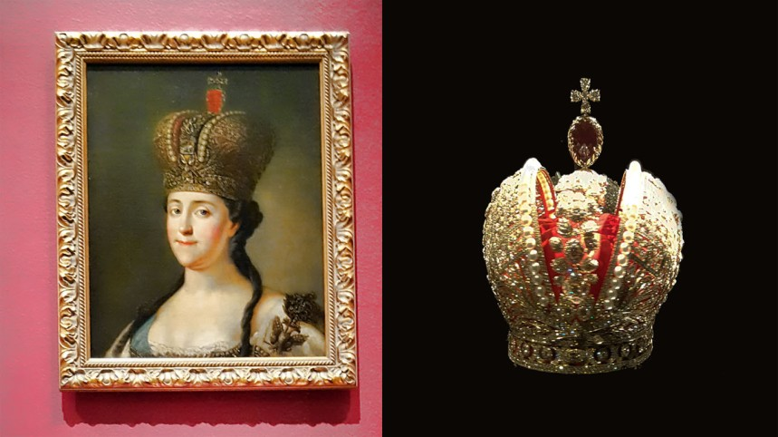 Hermitage Amsterdam: Catherine the Great