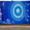 Mural in San Ignacio: A PaintedConversation