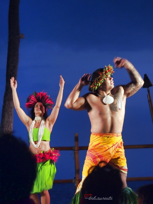 Luau Royal Kona