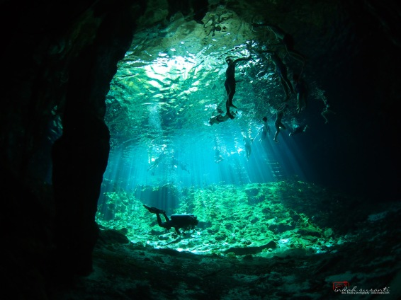 Grand Cenote - Tulum (Mexico)