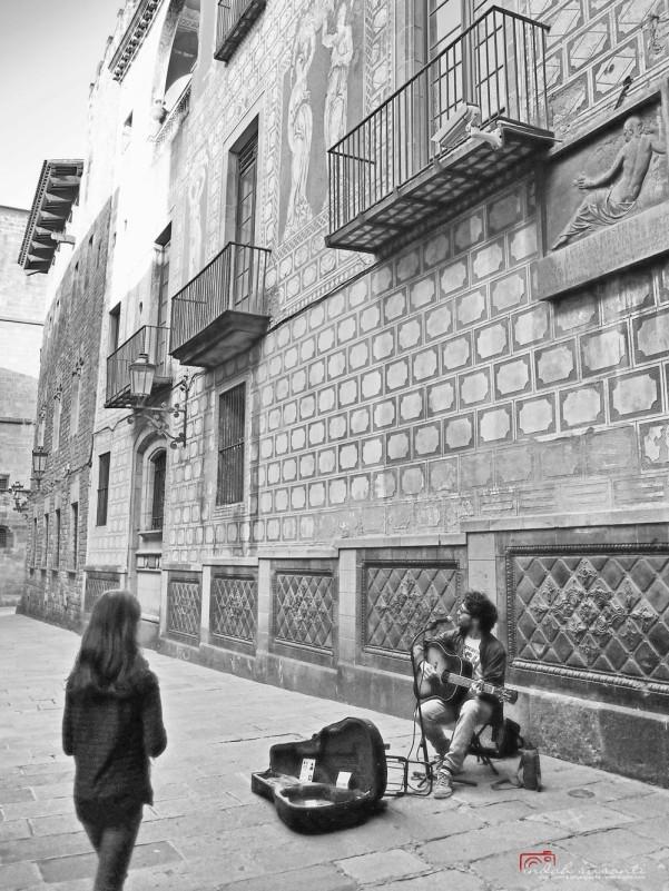 Barcelona's Street Life