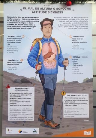 Altitude Sickness in Quito