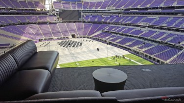 Seats at Club Purple