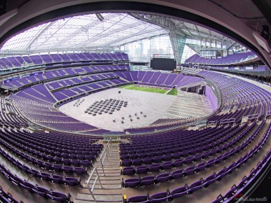 The U.S. Bank Stadium