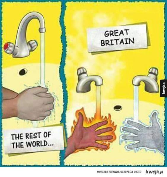 British water tap