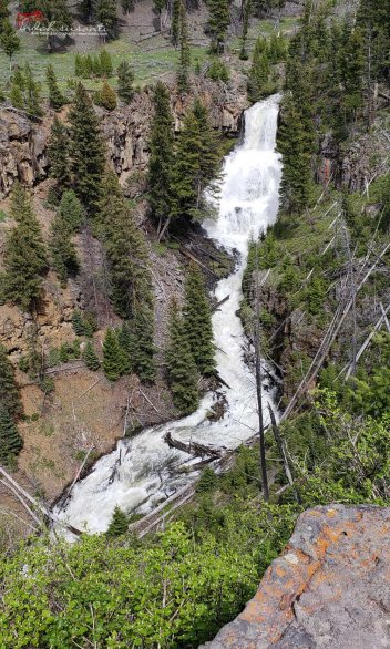 Waterfalls - Undine Falls