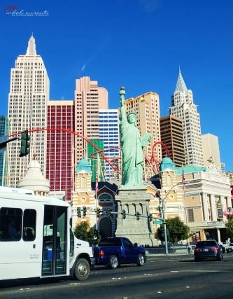 Las Vegas Liberty Statue replica