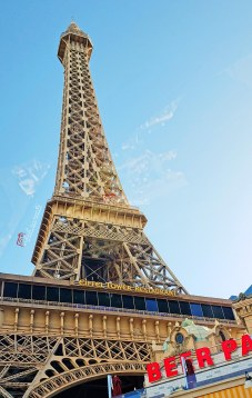 Las Vegas Eifel Tower Replica
