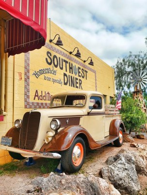 Southwest Diner at Boulder City