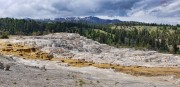 Yellowstone: Mammoth Hot Springs