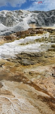 Yellowstone: Mammoth Hot Springs